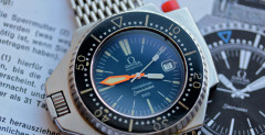 Commercial Diver: The Omega Seamaster PloProf 600