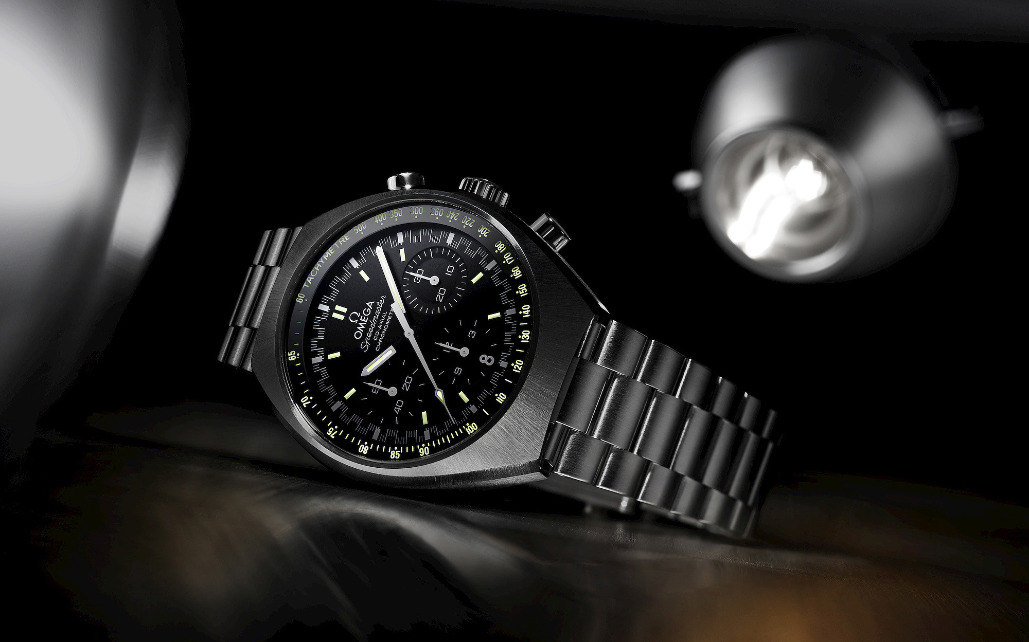 Omega Speedmaster Mark II (2014 Edition)