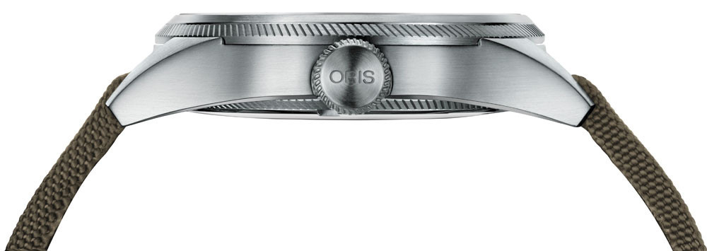 Oris Big Crown ProPilot Day Date - Crown