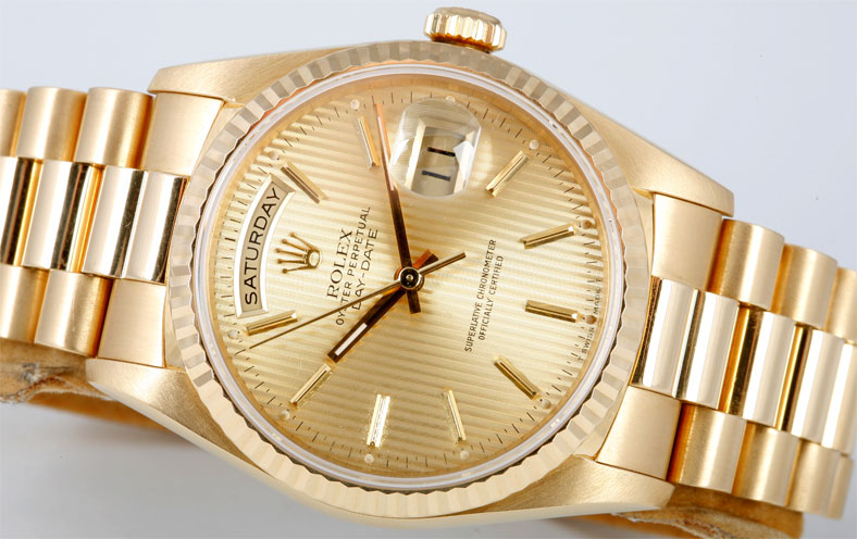 Rolex Day-Date President 18k Gold