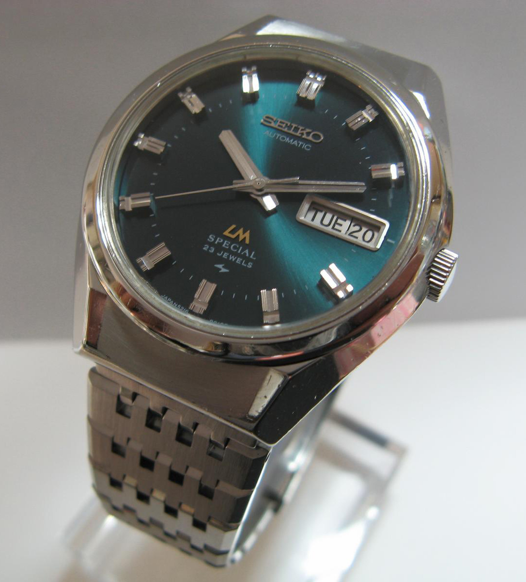 Seiko Lord-Matic Watch
