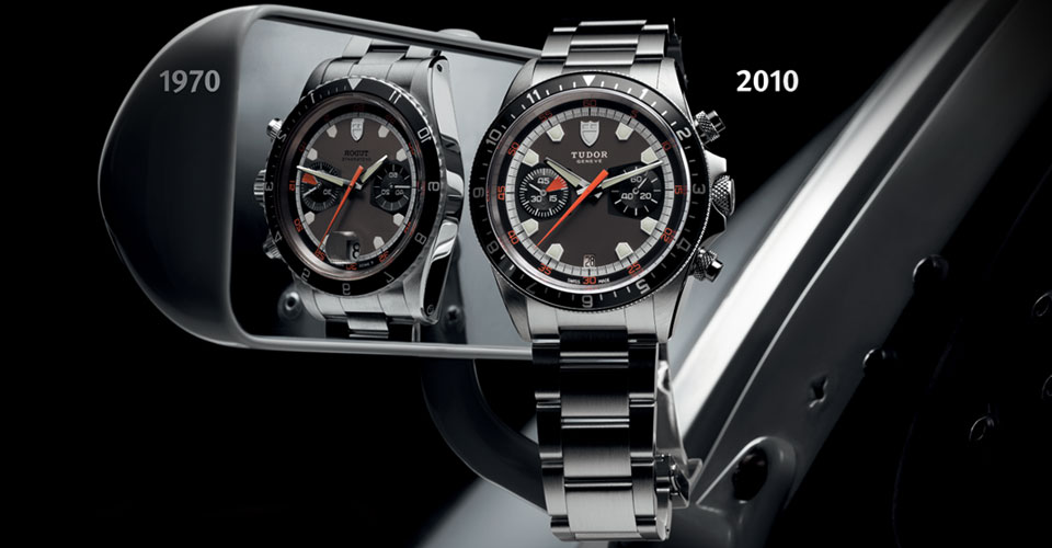 Tudor Heritage Chrono (evolution)