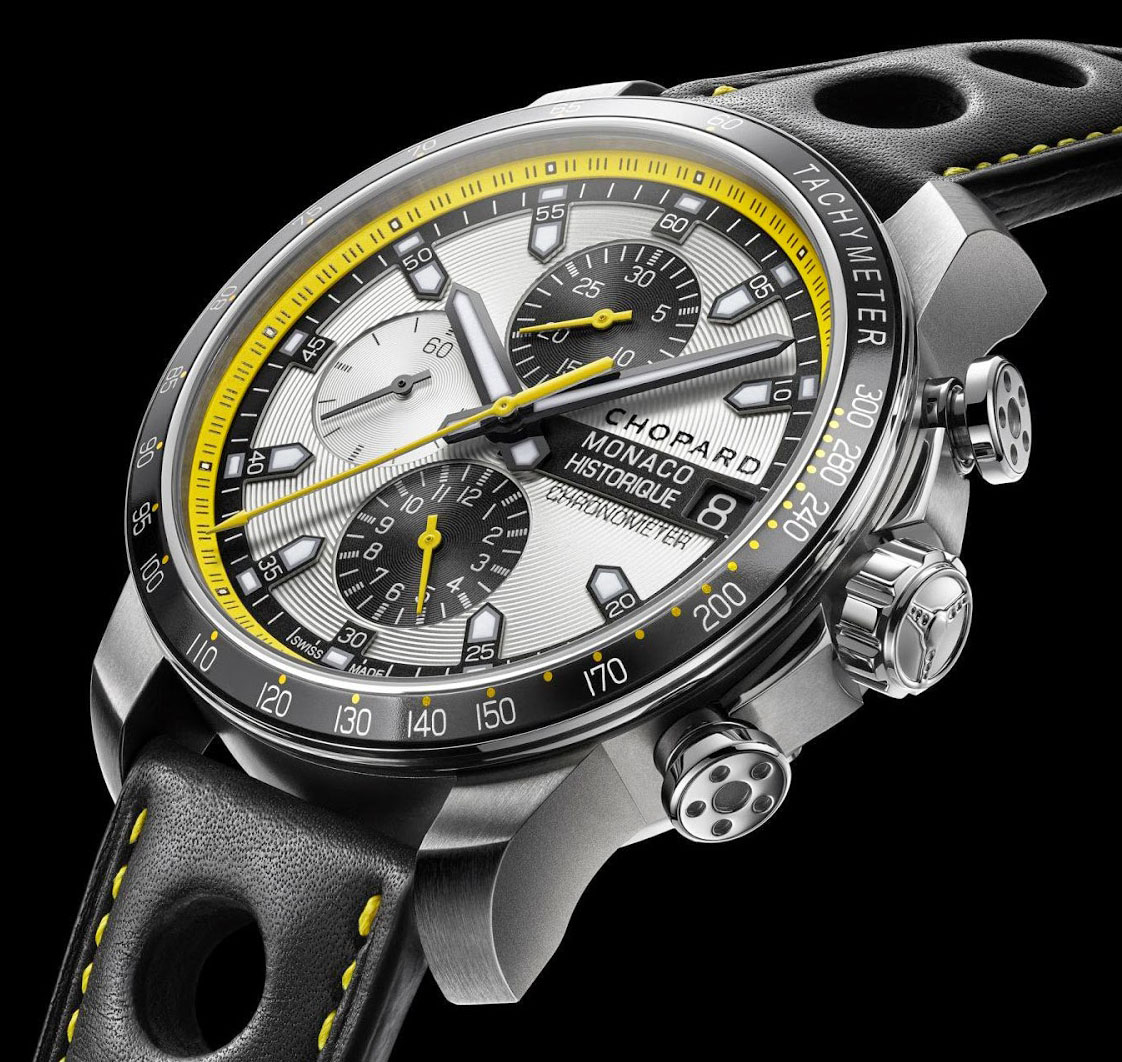 chopard grand prix de monaco historique chronographe 2014. Black Bedroom Furniture Sets. Home Design Ideas