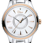 Dior VII Montaigne Steel and Pink Gold Bezel 32mm
