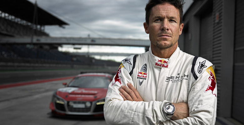 Felix Baumgartner to drive Audi R8 LMS at Nürburgring 24 Hours