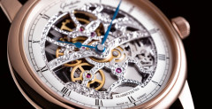 Glashütte Original Senator Manual Winding Skeletonised