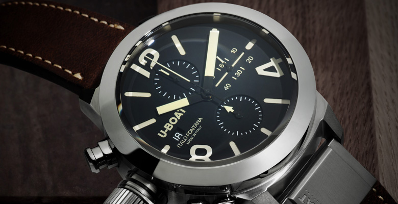 Italo Fontana rejuvenates the Classicowatch with Tungsten
