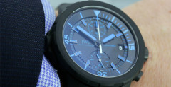 """IWC Aquatimer Chronograph Edition """"50 years Science for Galapagos Islands"""""""