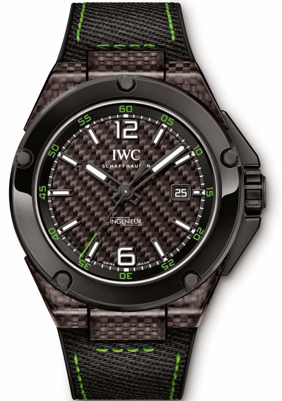 IWC Ingenieur Carbon Performance Ceramic