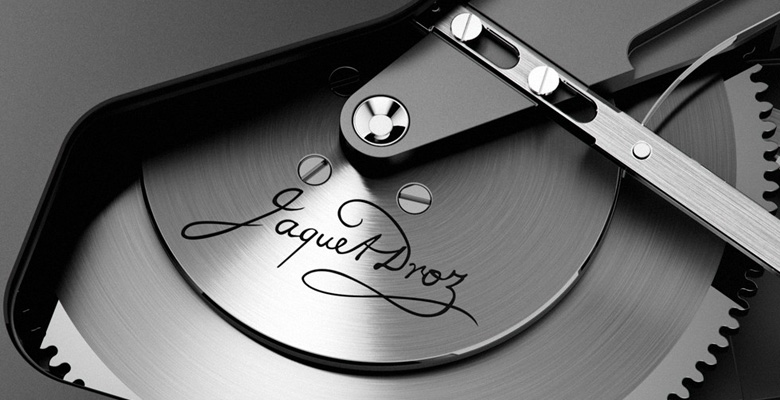 The Jaquet Droz Signing Machine