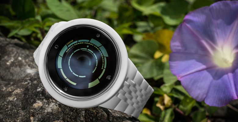 Kisai Rogue Touch Silicone Watch