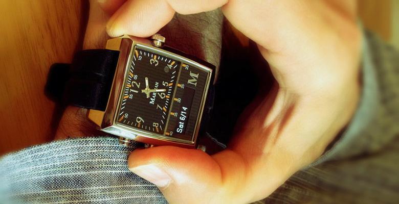 Martian Passport Smartwatch Hands-On Review