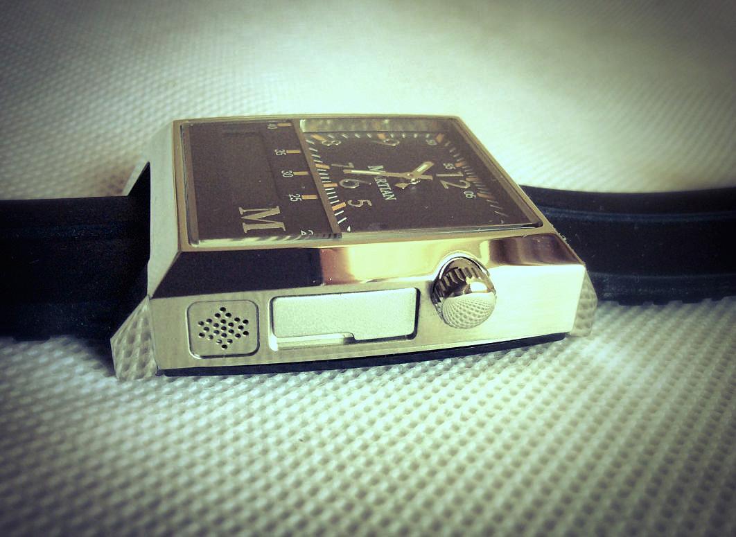 Martian Passport Smartwatch