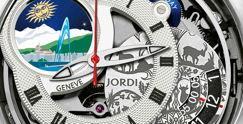 Michel Jordi Icons of the World GENÈVE