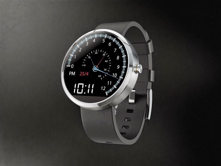 Moto 360 Design Finalist