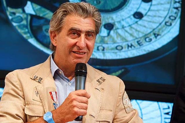 Nick Hayek is the Swatch Group CEO since 2003