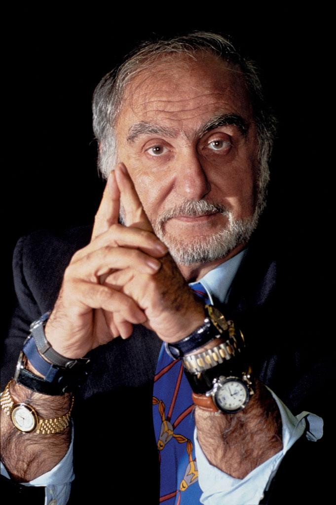 Nicolas Hayek (1928-2010)