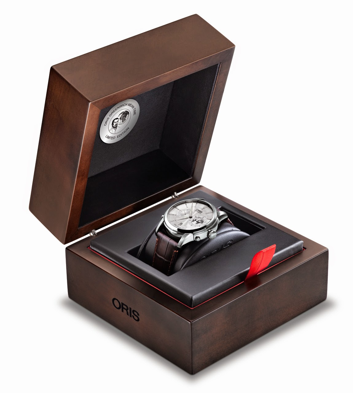 ORIS Greenwich Mean Time Limited Edition - Box
