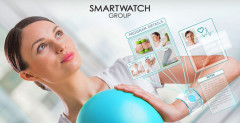 Smartwatches Market Infographic