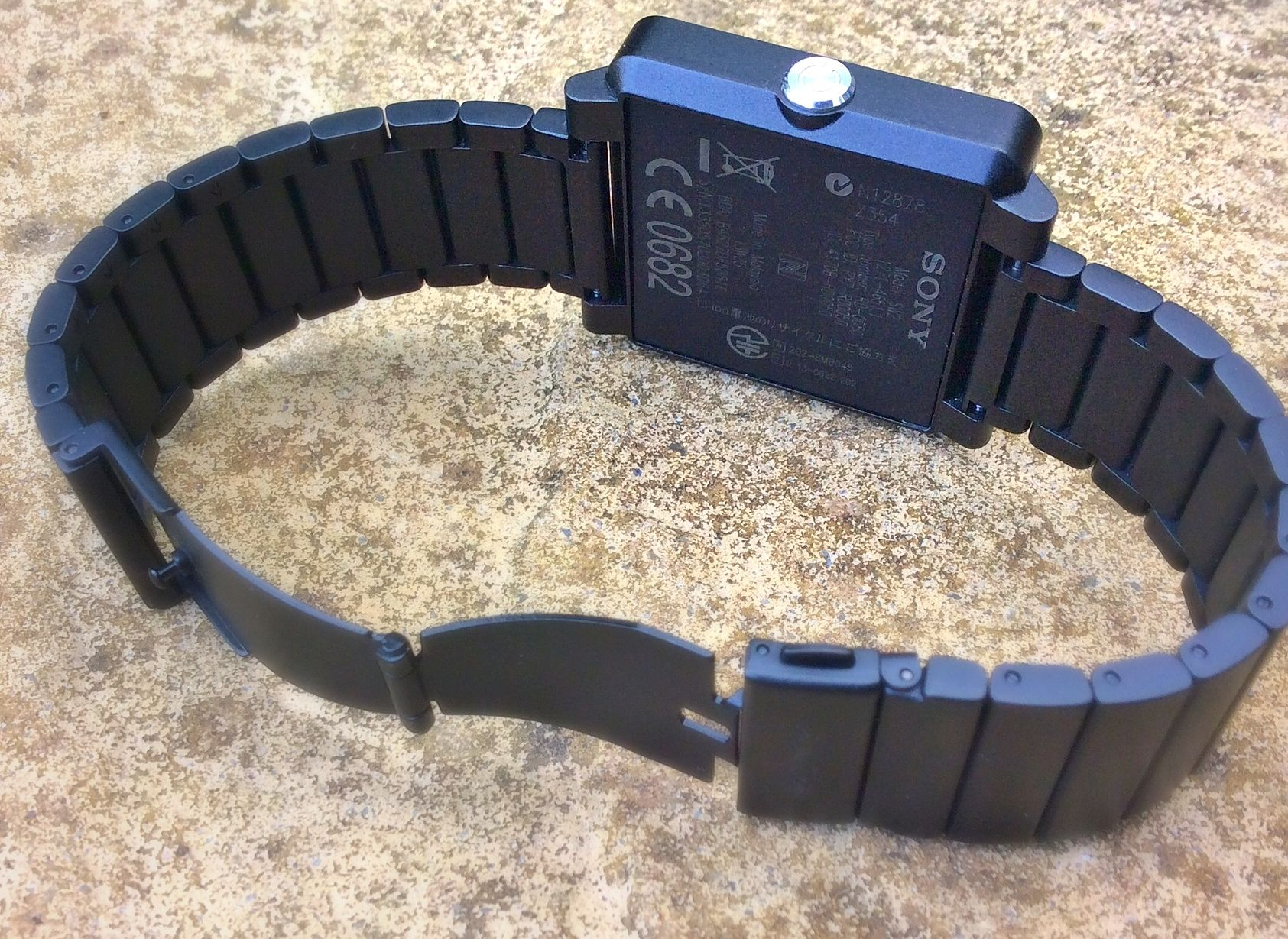 Sony SmartWatch 2 - Caseback