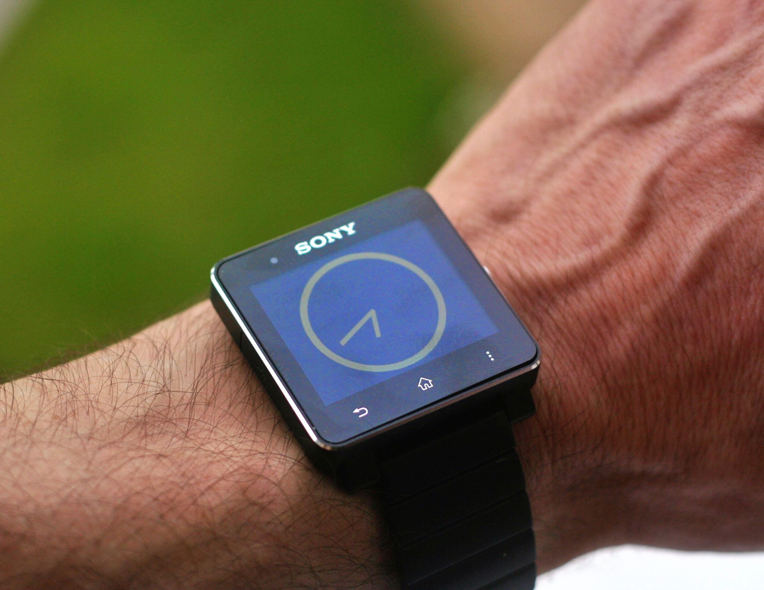 Sony SmartWatch 2 - Wristshot