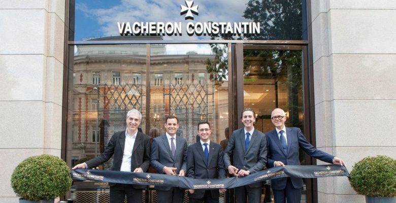 Vacheron Constantin Moscow Boutique Grand Opening