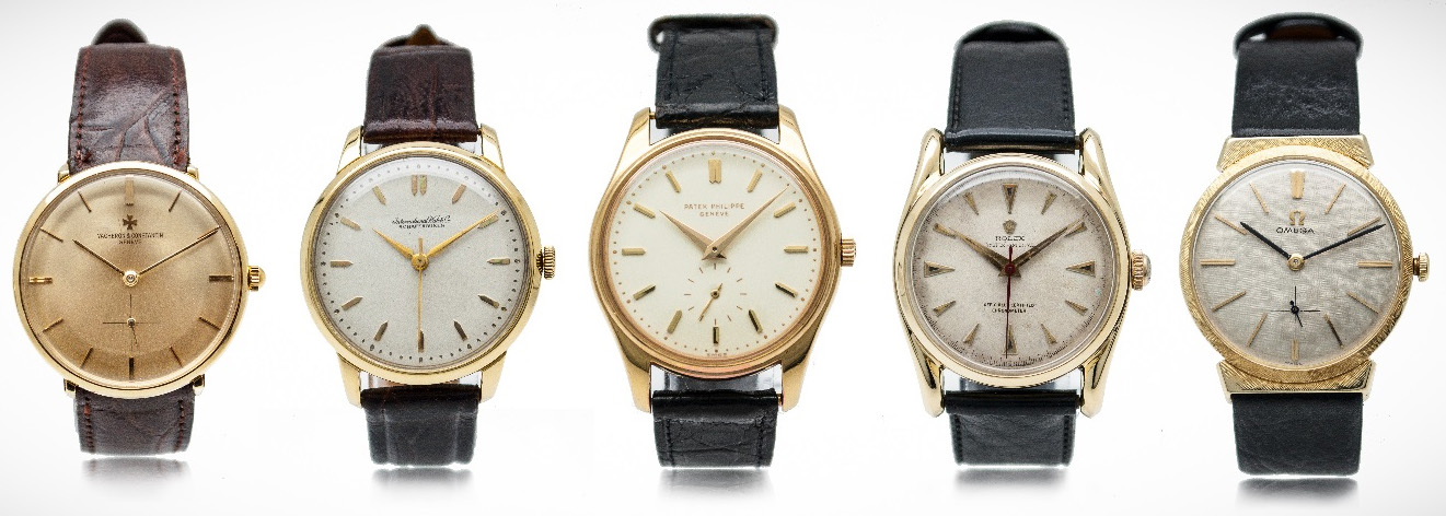 Vintage Watches - Decide on a watch....