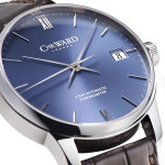 Blue C9 Harrison 5 Day Automatic from Christopher Ward LOW RES