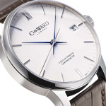 White C9 Harrison 5 Day Automatic from Christopher Ward LOW RES