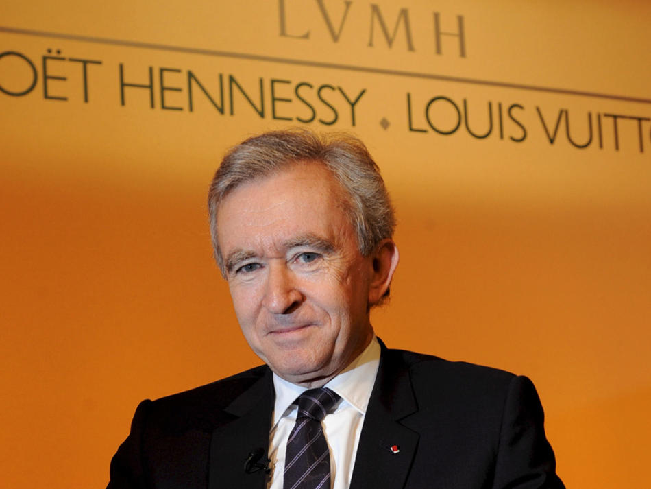 Bernard Arnault (CEO & Founder of LVMH)
