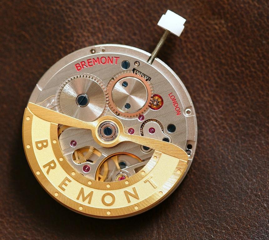 Bremont Calibre BW-01
