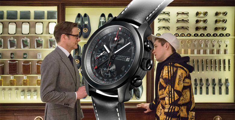 Bremont Kingsman and the Movie