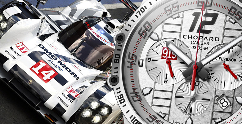 Chopard Superfast Chrono Porsche 919 Limited Edition