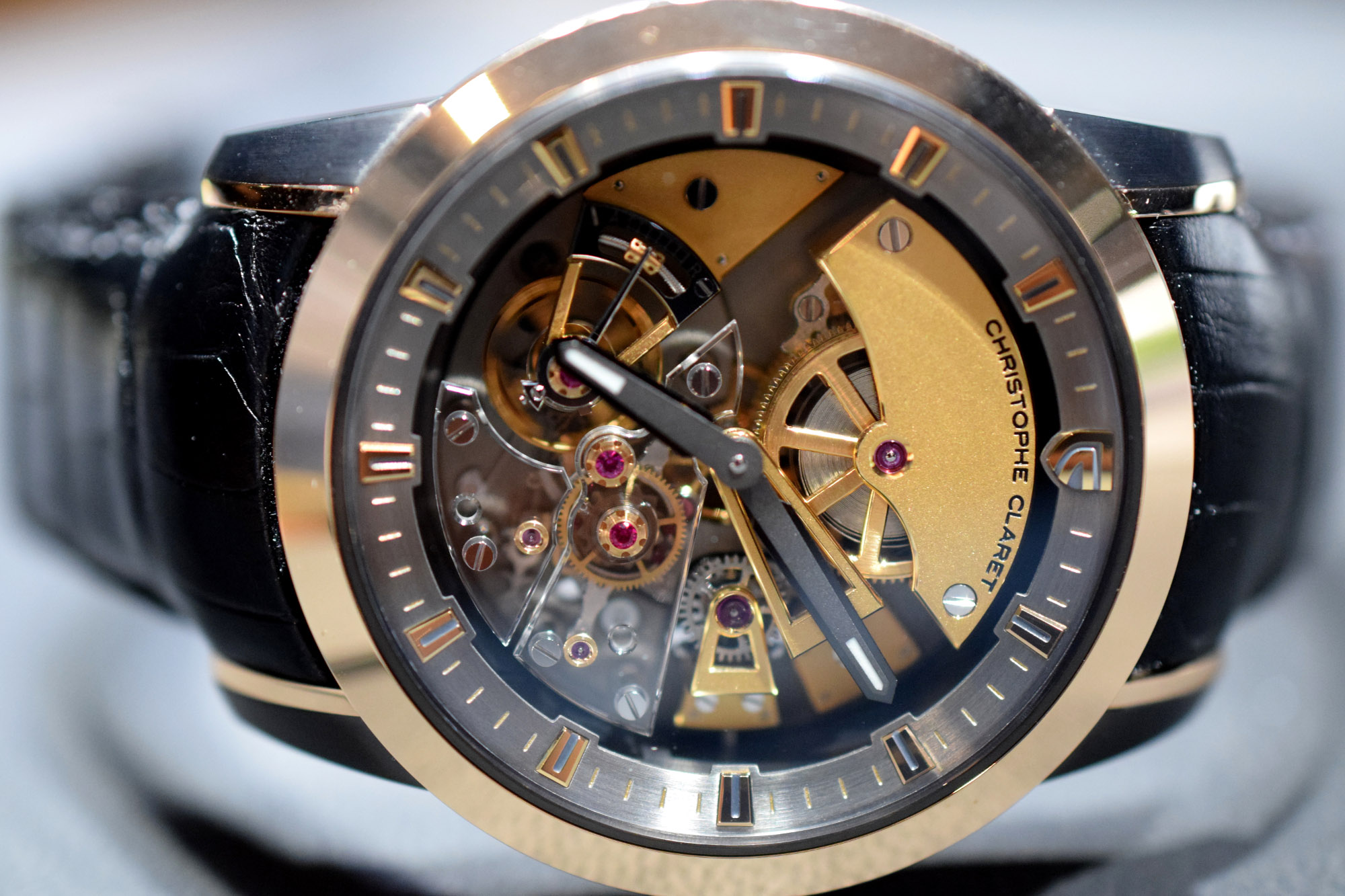 Christophe Claret Maestoso - Dial