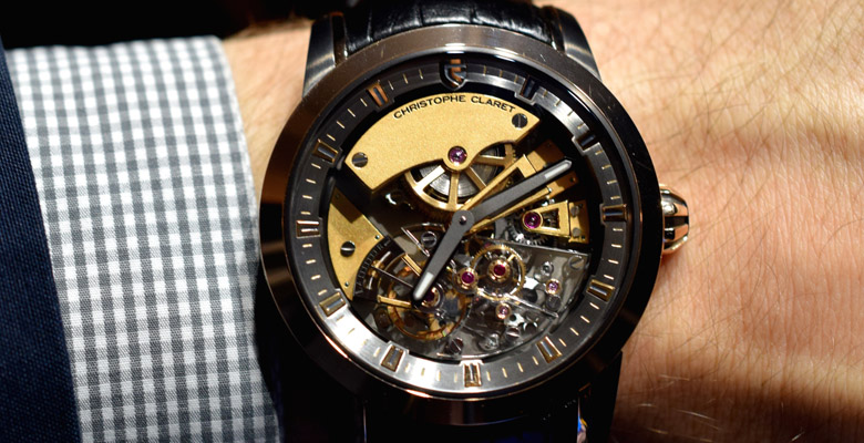 Christophe Claret Maestoso Hands-On
