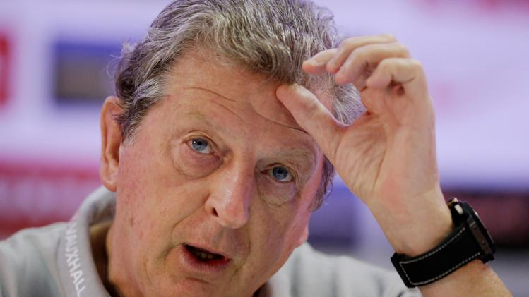 Hodgson Press Conference with Hublot watch on the wrist