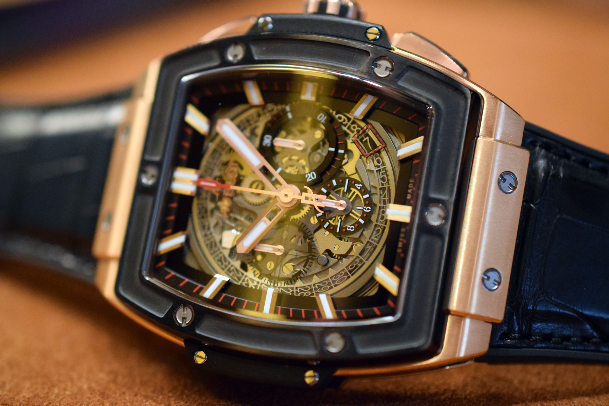 Hublot Spirit of Big Bang - Dial