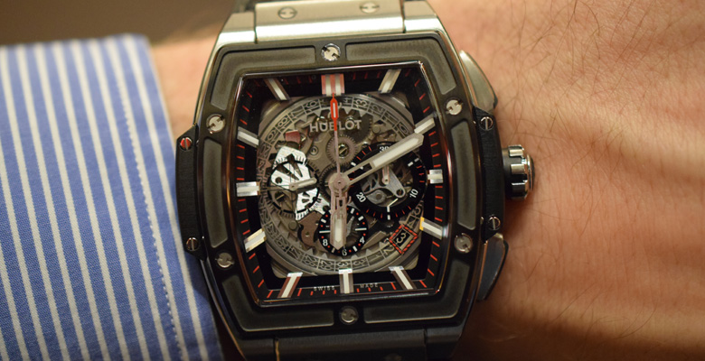 Hublot Spirit of Big Bang Hands-On Review