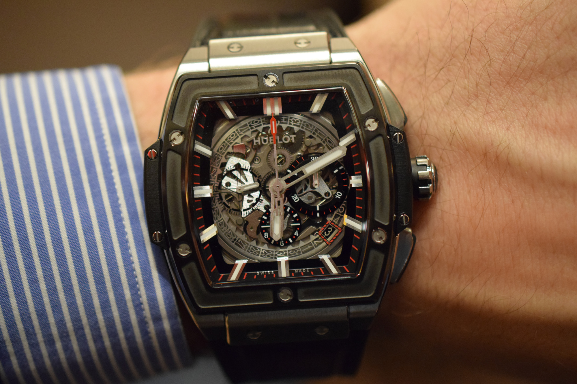 Hublot Spirit of Big Bang - Wristshot