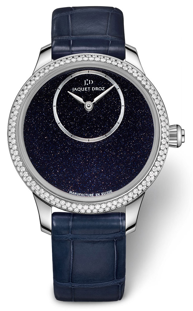 Jaquet Droz Petite Heure Minute 35mm Night