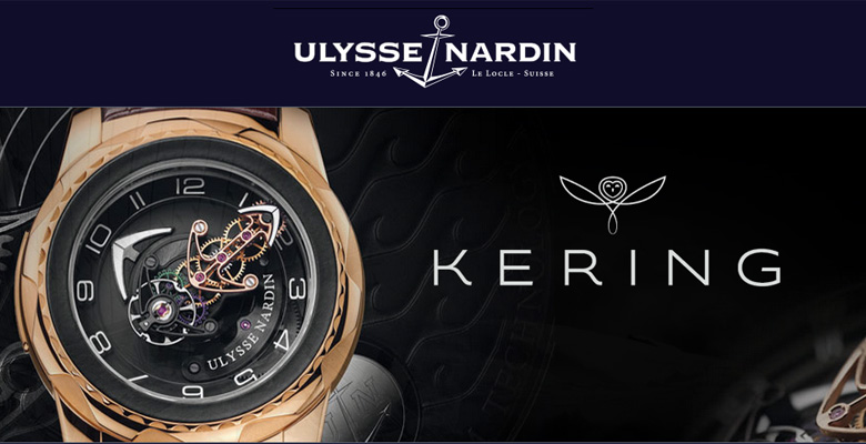 Breaking News : Kering acquires Ulysse Nardin