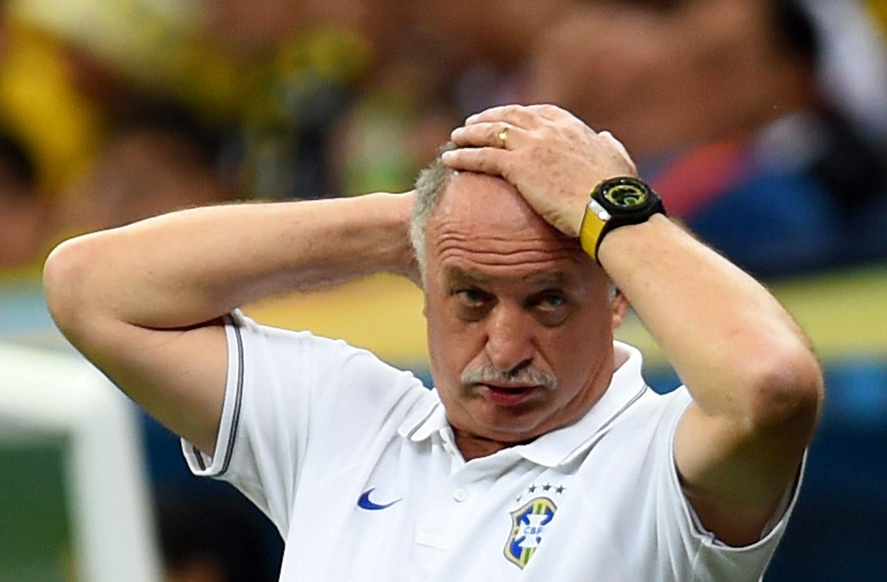 Luiz Felipe Scolari - Taste of Defeat....