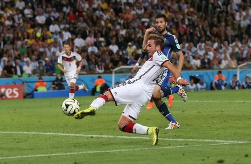 Mario Gotze's Winning Goal