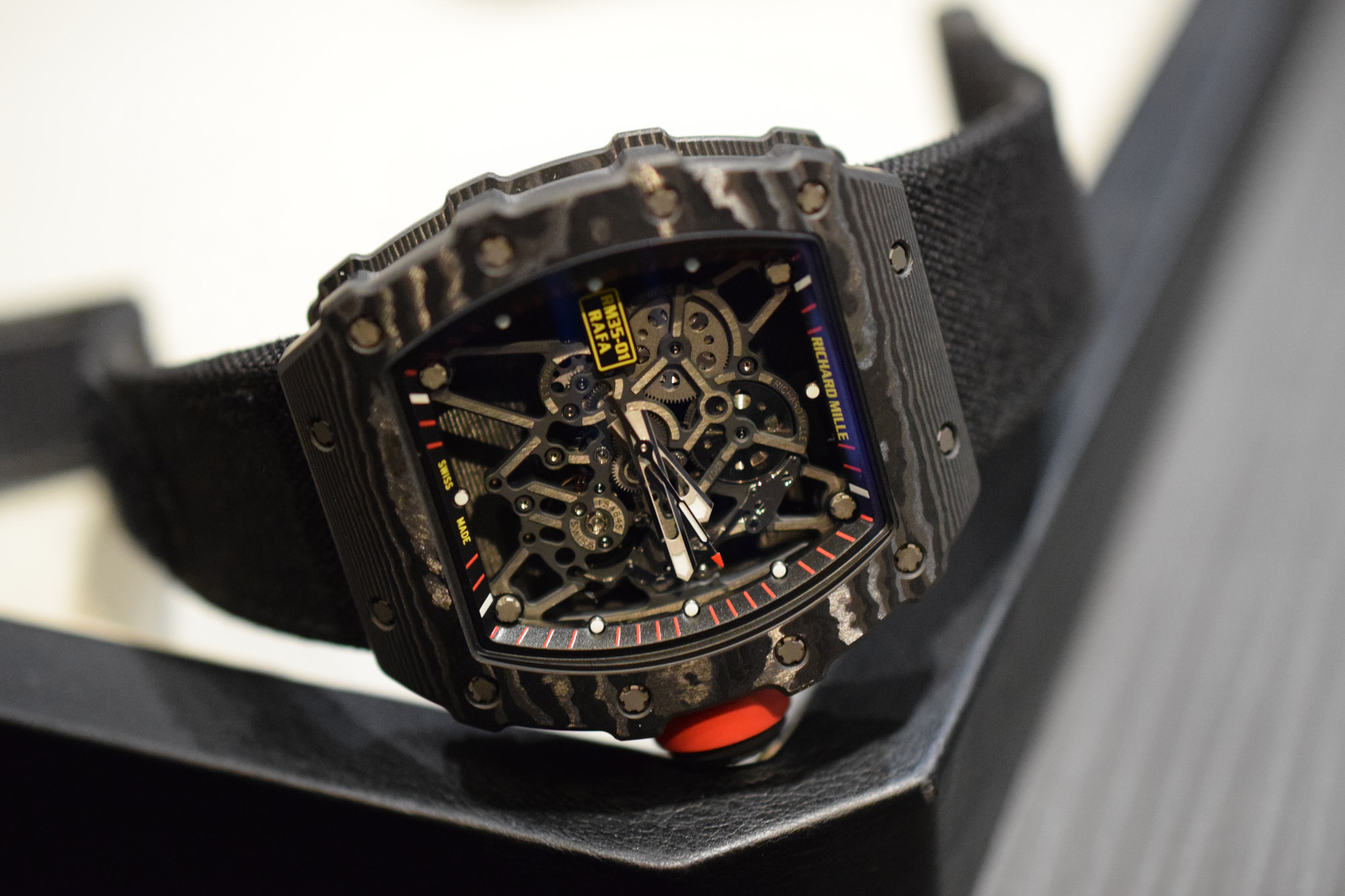 Richard Mille RM 35-01 'Baby Nadal'