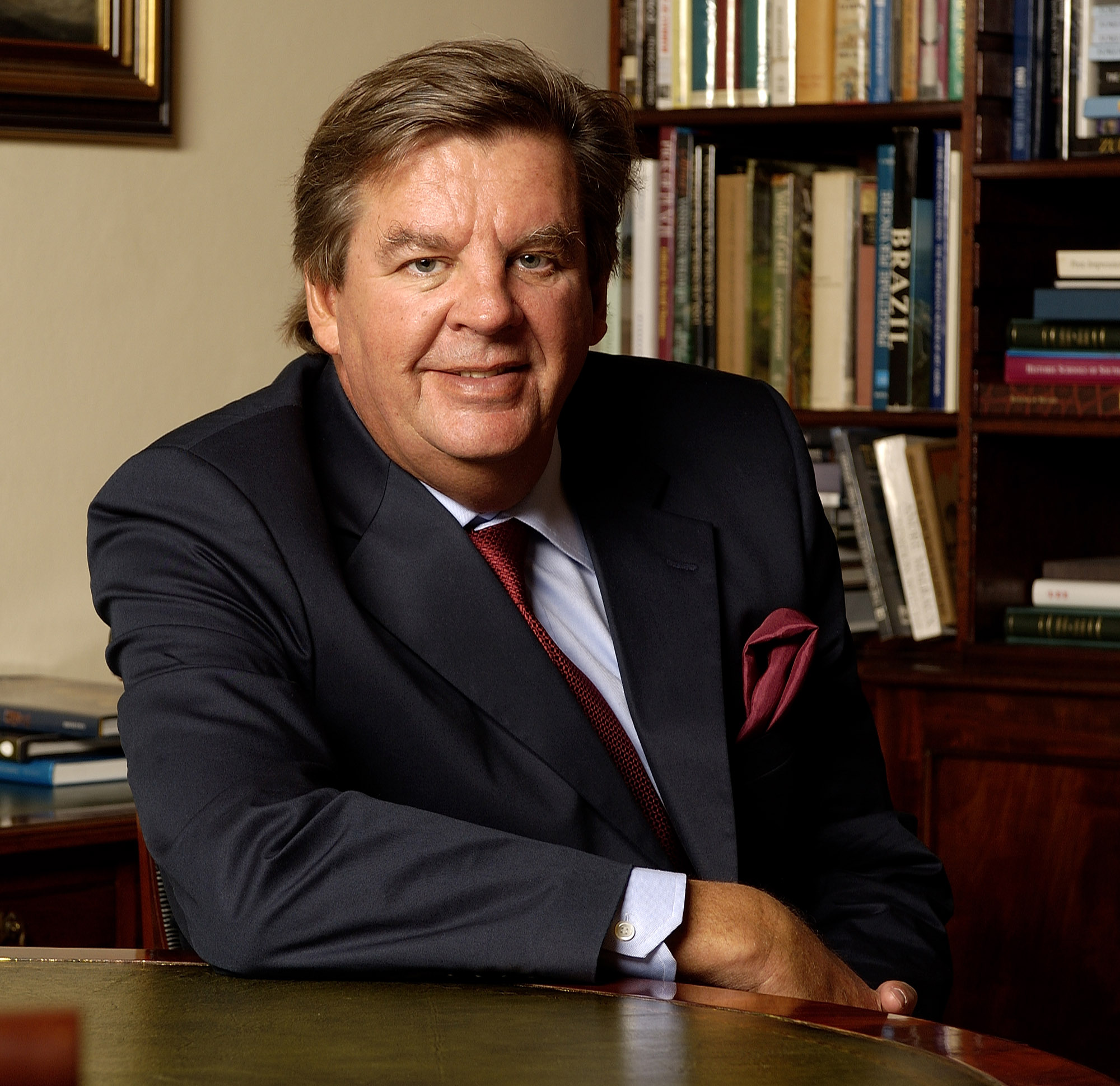 Richemont Founder & CEO Mr Johann Rupert