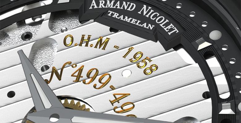 Armand Nicolet L14 O.H.M