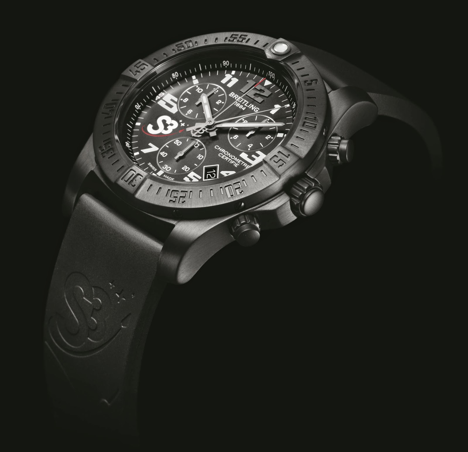 Breitling S3 ZeroG Chronograph