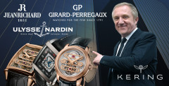 Know your watch conglomerates – Part 4 : Kering