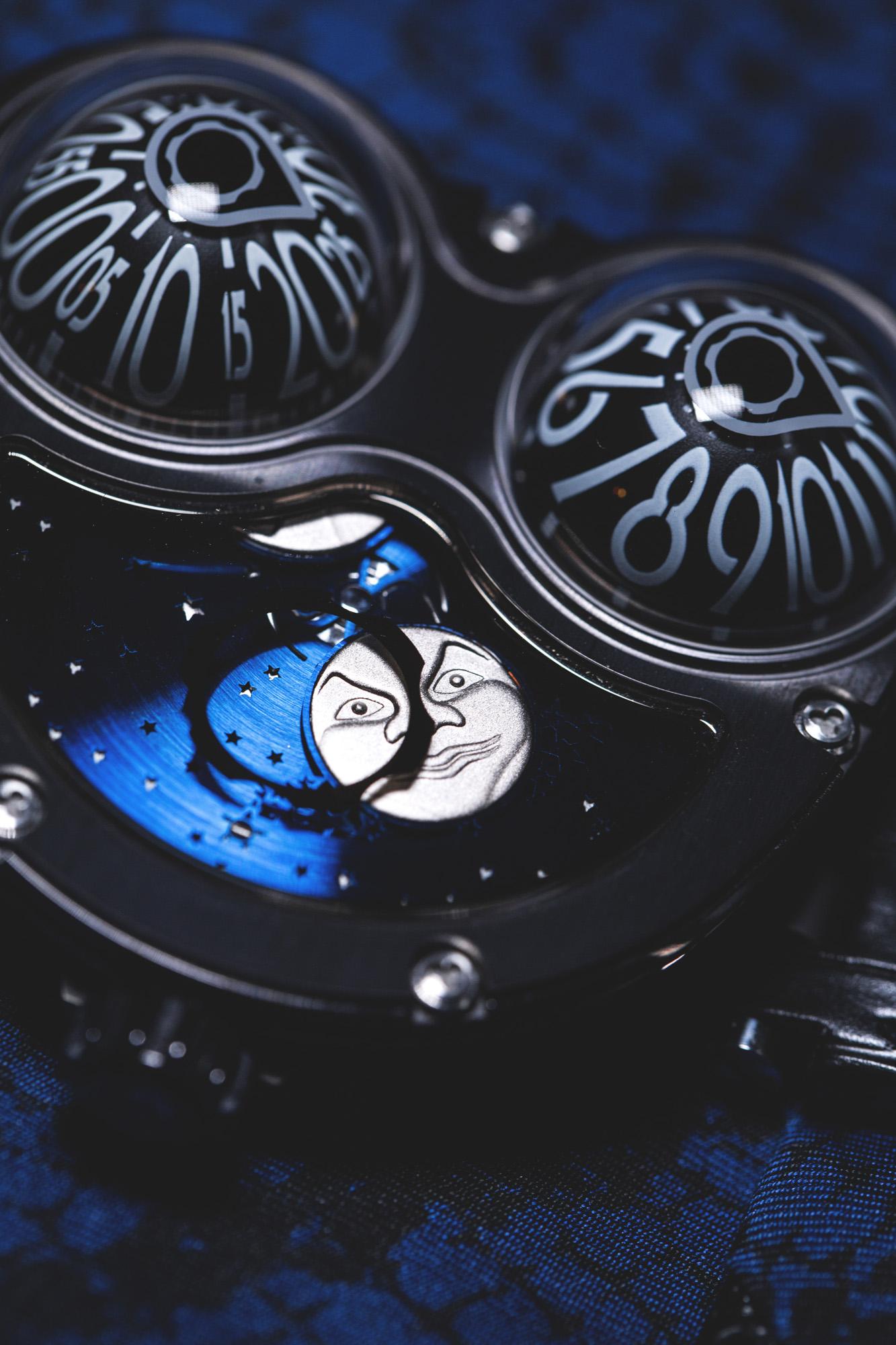 MB&F Moonmachine (by Stepan Sarpaneva)