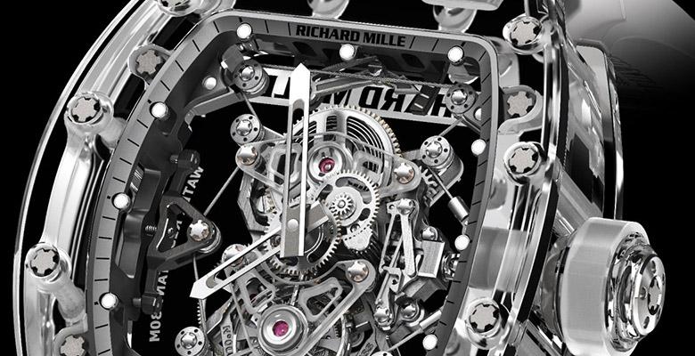 Richard Mille RM 56-02 Tourbillon Sapphire